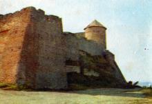 Фото И.В. Артюхина в фотоочерке «Белгород-Днестровская крепость», 1975 г.