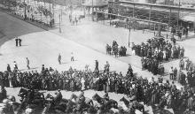 Демонстрация 1 мая 1917 г.