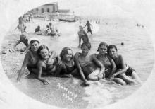 Люстдорф. 1939 г.