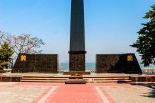 Монумент в Мемориальном парке Воинской Славы. Фото А. Лебедева, март, 2015 г.