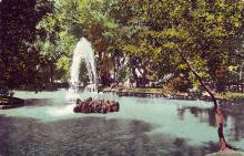 Одесса. Хаджибейский парк. Открытое письмо