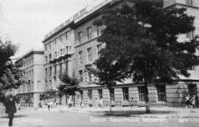 Одесса. Консервный институт. Фотооткрытка. Конец 1940-х гг.