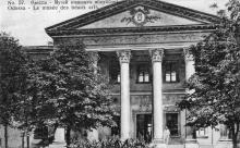 Одесса. Музей изящных искусств. Почтовая открытка, 1903 г.
