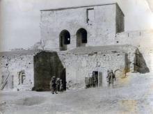 В крепости у Килийских ворот. 1930-е гг.