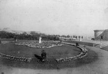 Александровский парк, фотография конца XIX века