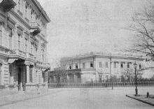 Воронцовский дворец, фотография начала XX века