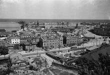 Одесса, ул. Приморская, 1936 г.