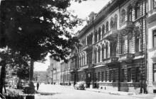 Гостиница «Лондонская». Фотооткрытка. По подписи 1948 г.