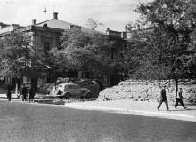 Пересечение ул. Гаванной и ул. Дерибасовской, 1941 г.