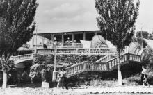 Одесса. Ресторан «Грот». Фото Л. Штерна. Почтовая карточка. 1962 г.