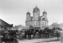 Сретенская церковь на Новом Базаре