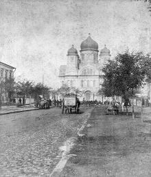 Сретенская церковь на Новобазарной площади