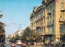 Большая Московская (1944 — 1991)