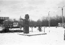Парк им. Горького. Фото Валерия Паламарчука. 1979 г.