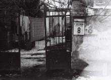 Одесса. Дом № 8 по 6-му Бассейному переулку. Фото Валерия Паламарчука. 1979 г.