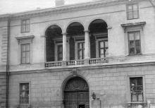 Улица Ланжероновская, фотография 1920-х годов