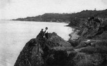 Одесса. Берег Аркадии. 1910-е гг.