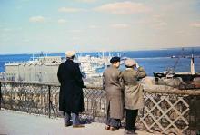 Любительское фото, март 1961 г.