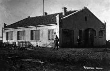 Одесский аэровокзал, 1934 г.