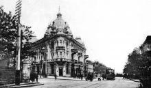 Открытка «Преображенская и Елизаветинская ул.», 1901 г.