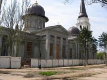 Спасо-Преображенский собор. Фото Анатолия Дроздовского, апрель, 2004 г.