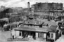Тираспольская площадь ( — 1917)