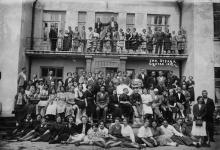 Санаторий Отрада. Одесса. 1941 г.
