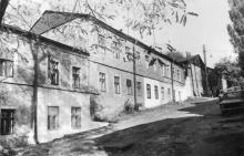 Ломанный переулок. 1980-е гг.