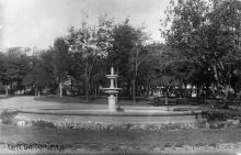 Одесса. Горсад. По подписи на обороте 1928 г.