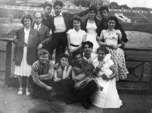 Одесса. Стадион ОдВО. Май, 1959 г.