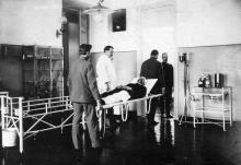 Помещения станции скорой помощи