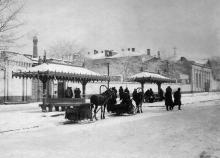 Одесса, Херсонская улица, 1910-е гг.