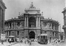 Театр Луначарск., Одесса
