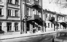 Ул. Торговая, № 44. 1970-е гг.