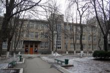 ОГАСА, учебно-лабораторный корпус № 2. Фото Александра Суворова, февраль, 2017 г.