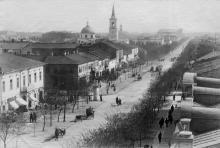 Екатерининская ул. ( — 1917)