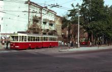 Одесса, ул. Комсомольская. Фото Ханса Орлеманса. 1976 г.