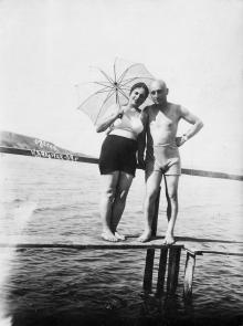 Одесса. Куяльник. 1939 г.