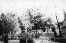 В парке им. Ленина, середина 1960-х гг.