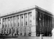 Дом № 2 на Ришельевской ул., фотография 1920-х годов