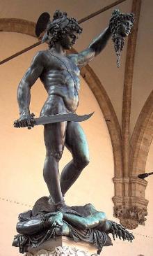 Бенвенуто Челлини, «Персей с головой Медузы»