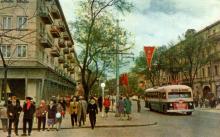 Открытка, фото А. Подберезского, 1962 г.