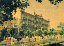 Открытка, фото С. Белозерова, 1964 г.