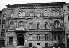 Одесса. Дом № 19 по ул. Розы Люксембург. 1980-е гг.