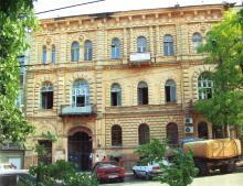 Дом № 19 по ул. Бунина. 2003 г.