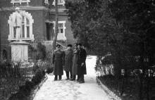 Одесса. Санаторий Министерства обороны в Мукачевском переулке. 1964 г.