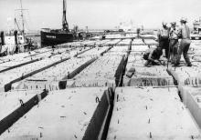Строительство пассажирского комплекса Одесского порта