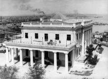 Воронцовский дворец, 1950-е годы