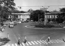 Тираспольская площадь, фотография из музея истории КП «Одесгорэлектротранс»