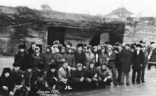 Одесса. Катакомбы. 1979 г.